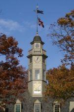Virginia Capitol Building in Williamsburg
