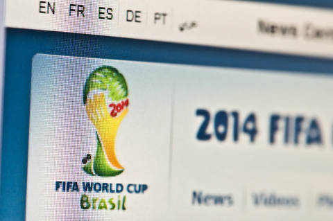 2014 FIFA World Cup Brazil website