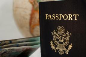 Replacing an expired passport that has been well used