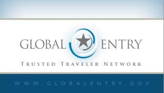 Global Entry Trusted Traveler Program Kiosk