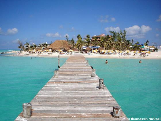 Beautiful Isla Mujeres
