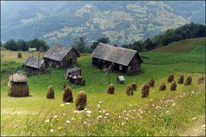 Carpathians Ukraine