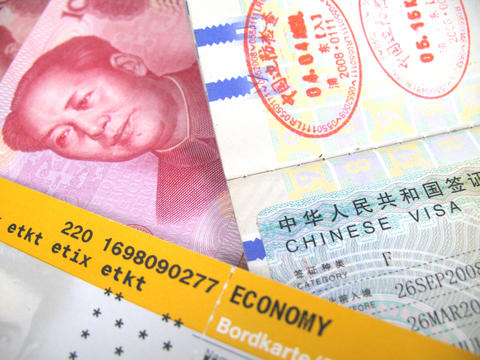 China Business Visa