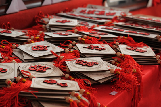 chinese lunar new year lucky envelopes