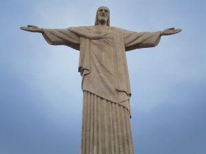 Corcovado Christ the Redeemer Rio de Janeiro