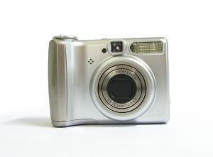 Digital Camera for taking passport photos