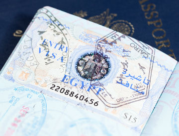 Travel Money and Visas