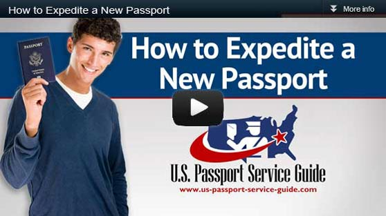 Fast Passport Center is a private service that charges an additional fee to expedite your passport. We are not the Department of State. Our fee is for the rights to use our guaranteed availability and assistance while obtaining rush passport services.