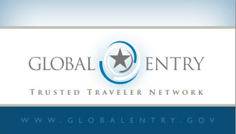 Global Entry Trusted Traveler Program Kiosk