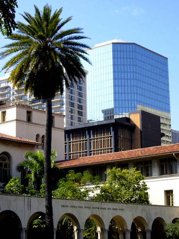 Hawaii passport office located at the Waikiki post office