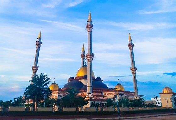 ilorin central mosque in Nigeria