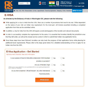 a screenshot of the Cox & Kings Global Services website
