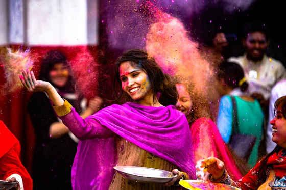 India's Holi Festival