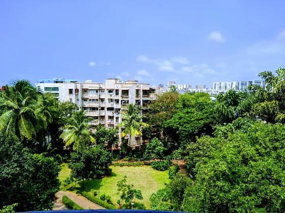 resort hotel outside mumbai
