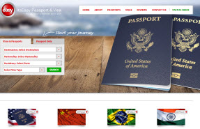 Its Easy Passport and Visa Services