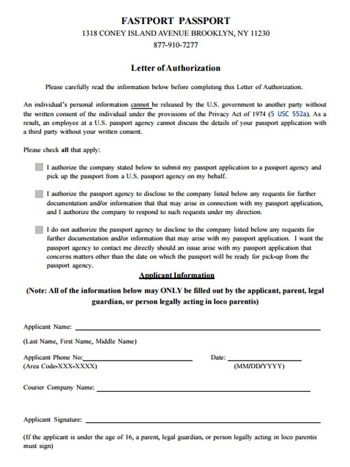 post office passport application form pdf