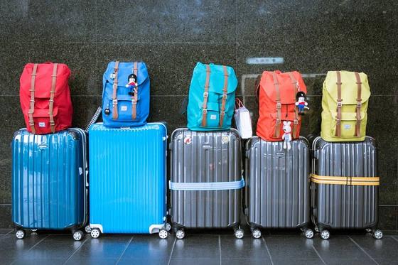 Luggage and Backpacks