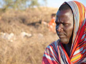 Masai Man Kenya