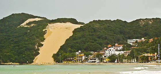 Morro do Careca Natal.