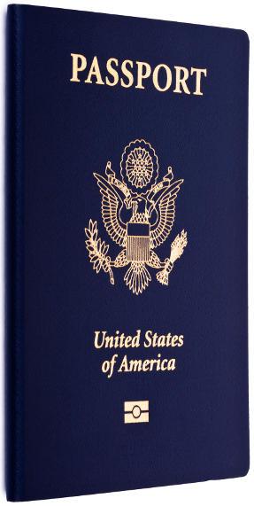New United States ePassport