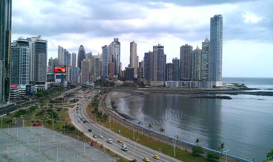 Panama City Bay