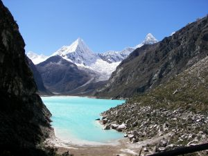 Paron Lake Peru