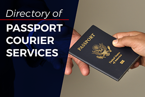 Directory of Passport Courier Services
