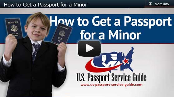 child passport how to get a passport for a minor