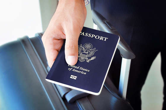 Airport Security Identification Document - Passport
