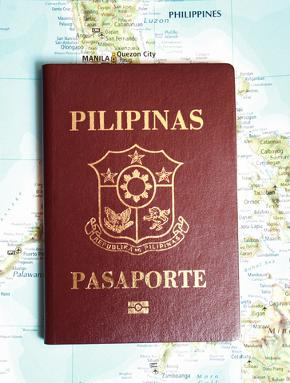Updating a passport with married name
