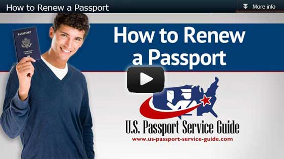 us passport service guide US Passport Renewals - How to Renew a Passport