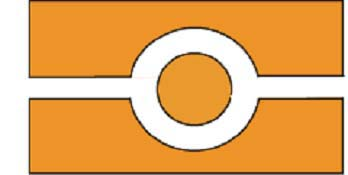 ePassport with RFID Chip Logo