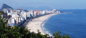 Rio de Janeiro Brazil Beach Leblon