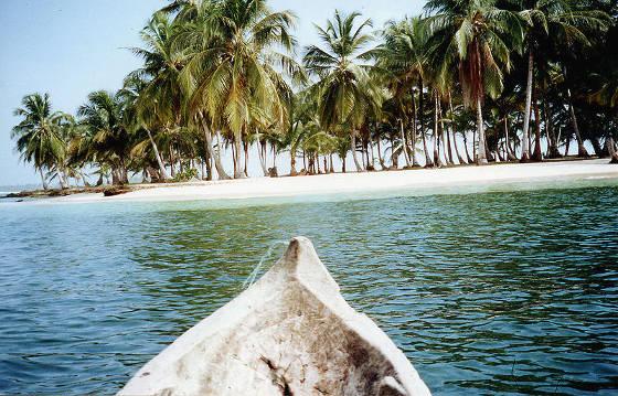 San Blas Islands Panama.