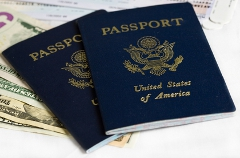 Second passports are issued in special circumstances only