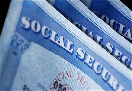Social Security Cards serves as seconday proof of identification.