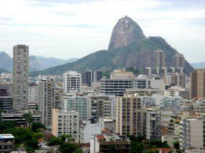 Rio de Janeiro Brazil with Sugar Loaf