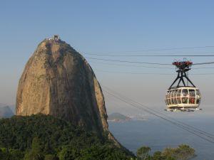 Sugarloaf in Rio de Janeiro Brazil