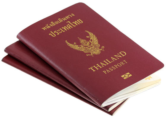 Thai Passport