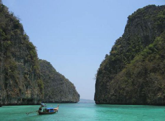 Beautiful Pang Nga Bay Thailand