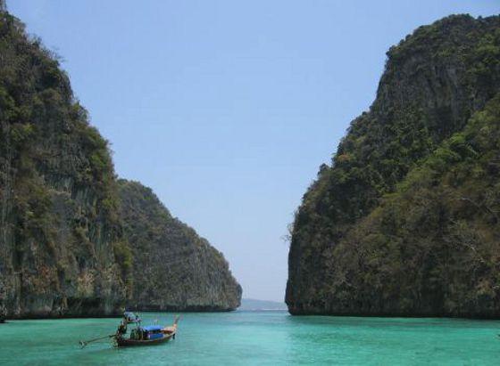 Beautiful Pang Nga Bay Thailand