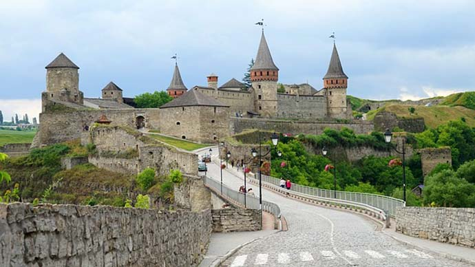 Kamyanets-Podilsky, One of the Oldest Cities in the Ukraine