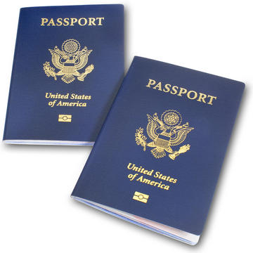 United States Passport Books