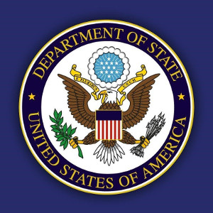seal of the State Department of the United States