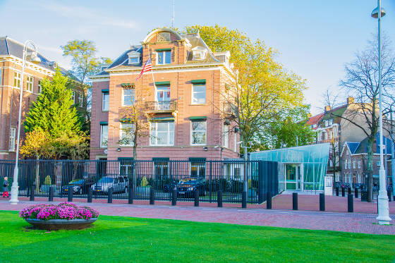 U.S. Consulate General in Amsterdam, The Netherlands