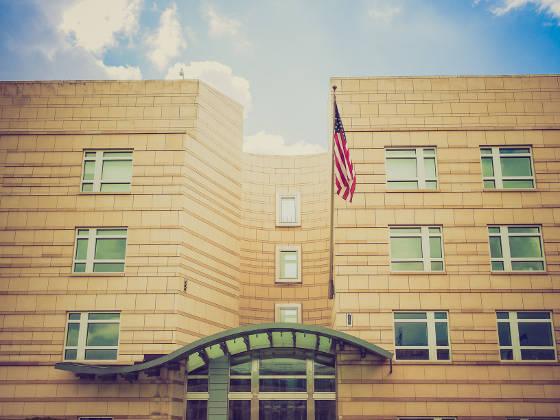 U.S. Embassy in Berlin, Germany