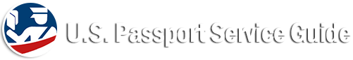 U.S. Passport Service Guide logo