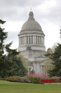 Washington State Capital - Olympia