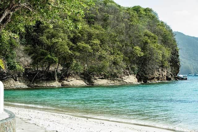 Bequia beach