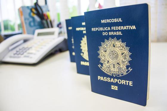 Brazilian Passports